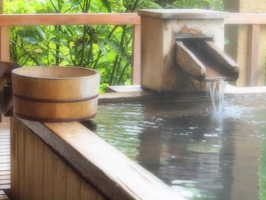 水風呂の効果と注意事項