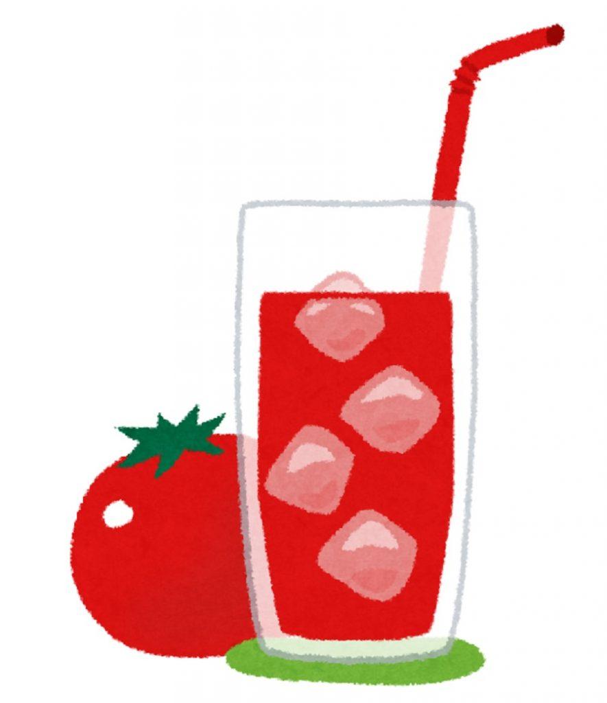 トマトジュースの効果を5つ紹介