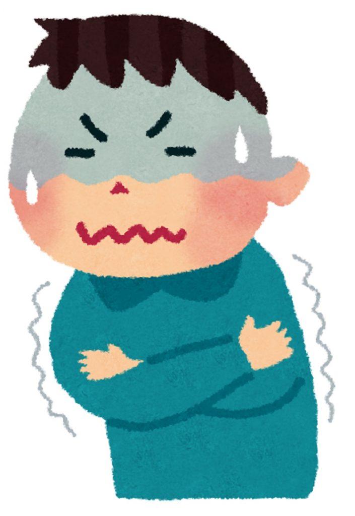 熱中症で寒気を感じたときの対応について
