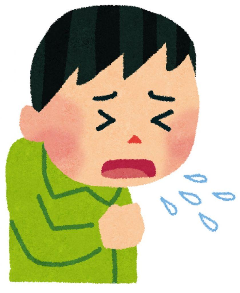 夏風邪で咳が長引くときは、他の病気を疑ってみましょう