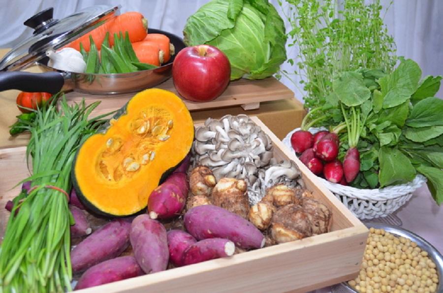 マグネシウムの多い野菜ランキングTOP10