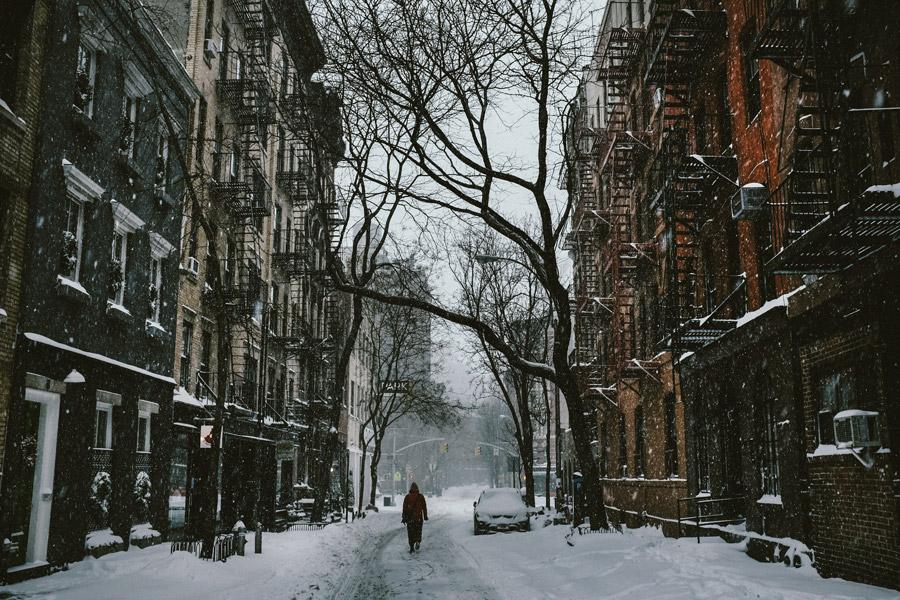 雪道の歩き方のコツ。滑らないのは無理。その先を考えよう!
