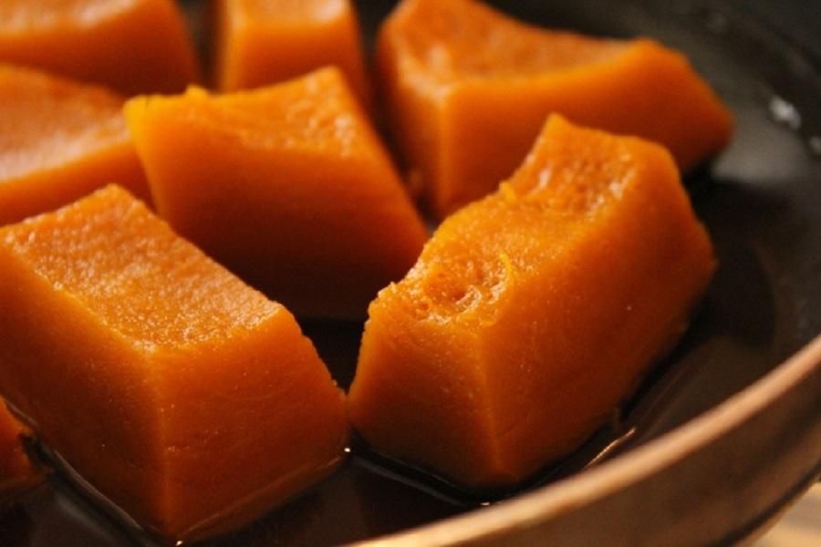 かぼちゃの栄養と効能