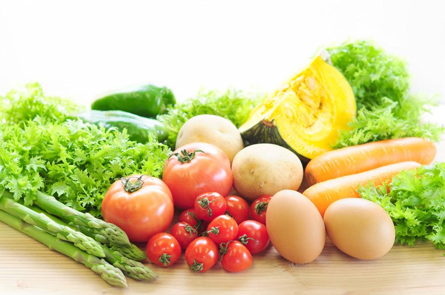 アンチエイジング効果の高い野菜10選!