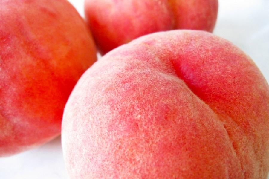 桃の保存方法と食べごろの見分け方。美味しい桃を選ぶには?