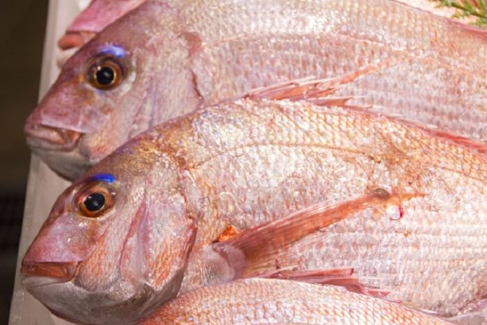 鯛(たい)の栄養と効能は?美容・健康効果アップの食べ合わせは?