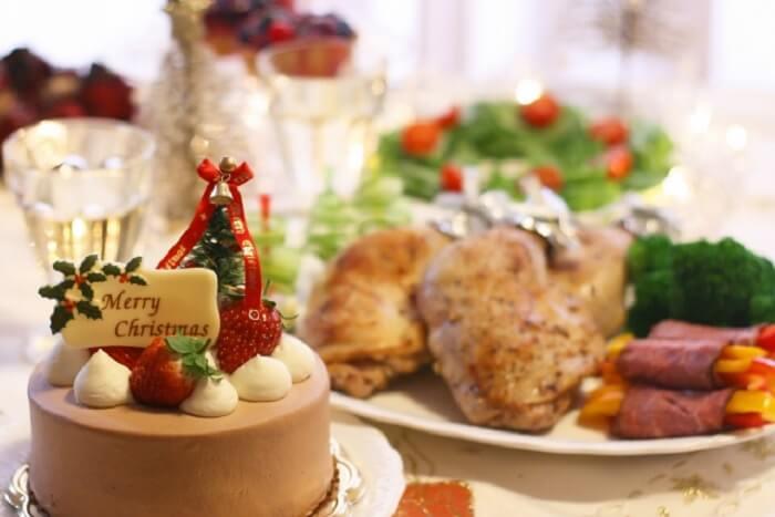 クリスマス太りを防ぐ!翌日の食事でおすすめの食べ物は?