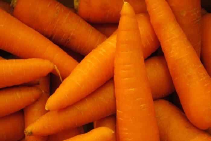 にんじんのβカロテンを効率よく摂取する方法やレシピは?