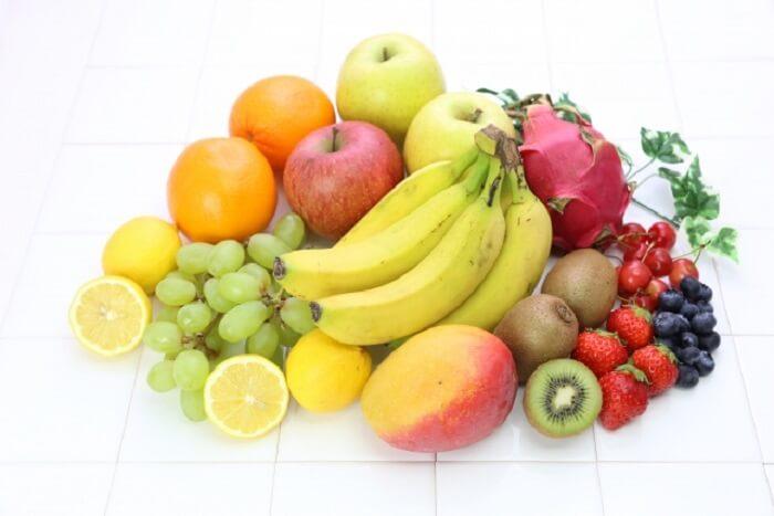鉄分の多い果物ランキング!貧血予防にも効果的です。